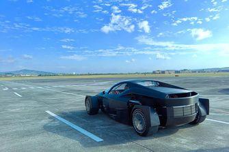 Xing Mobility elektrische auto