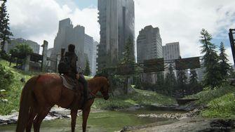 The Last of Us Part II Beste PS4 Games