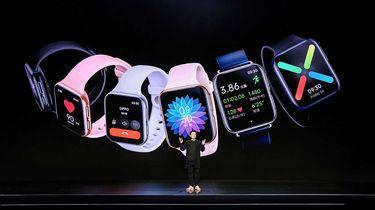 Oppo Watch Apple Watch