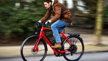 elektrische fiets Amsterdam