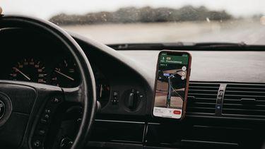Google Maps Waze functie