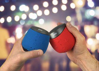 Jam Double Down Bluetooth speakers
