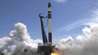 Rocket Lab satellieten SpaceX