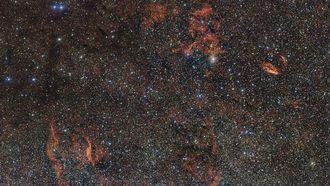 sterren explosie radiosignalen