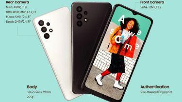 Samsung Galaxy A32 5G smartphone