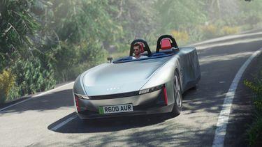 aura concept elektrische auto