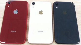 iPhone Xs, iPhone Xs Plus en iPhone Xc?