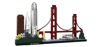 LEGO Architecture Skyline San Francisco