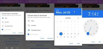 Google Chrome-downloadfunctie