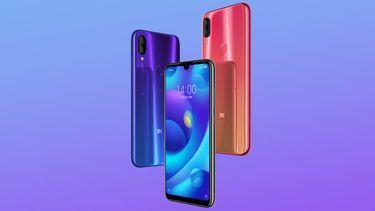 Xiaomi Mi Play met druppel notch
