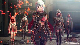 Scarlet Nexus PlayStation 5