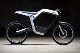 Novus elektrische motorfiets