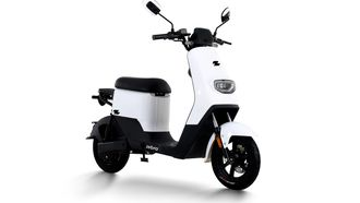 zebra elektrische fiets scooter