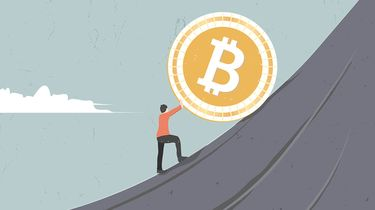 Bitcoin helling