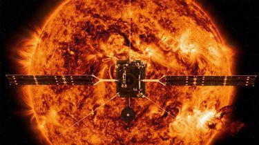 Poolexpeditie zon NASA