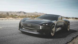 Audi Skysphere Tesla