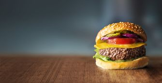 Mosa Meat hamburger innovatie