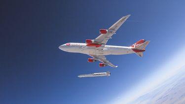 Virgin Orbit Nederlandse Luchtmacht