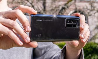 Huawei P40 Pro camera google photos