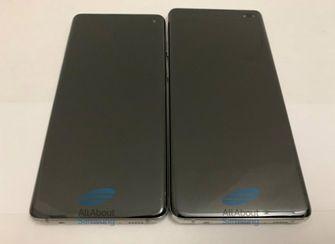Samsung Galaxy S10 en Galaxy S10 Pro