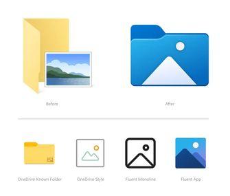 Windows 10 nieuwe iconen 2