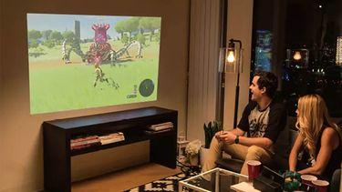 OJO projector dock voor Nintendo Switch