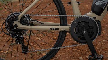 elektrische fiets Yamaha