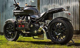 Madboxer motorfiets