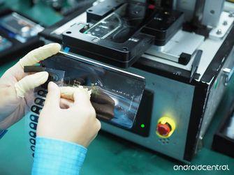 OnePlus 6 productie