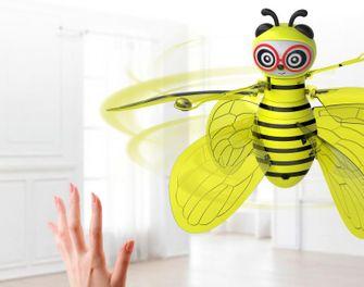 vliegende bijenrobot Ali