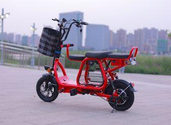 elektrische fiets Baliexpress drie personen