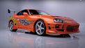 Fast & Furious Paul Walker auto