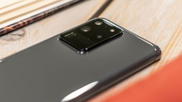 Samsung Galaxy S20 Ultra Review apps data overzetten back-up