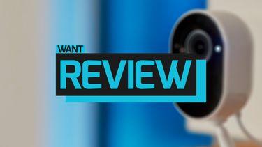 Arlo Essential Indoor Cam beveiliging camera