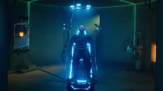 Anthony Mackie in Netflix serie Altered Carbon