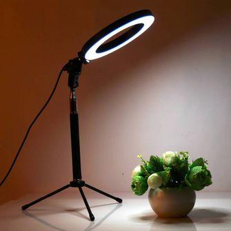 Dimbare camera lamp