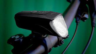 LED-fietslampenset Lidl