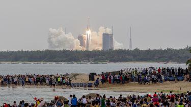 China raket Tianhe