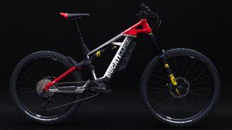 Ducati elektrische fiets