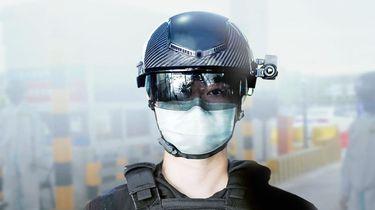 KC N901 Nederlandse Regering Thermisch-scannende helmen