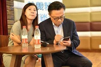 DJ Koh met Samsung Galaxy S9