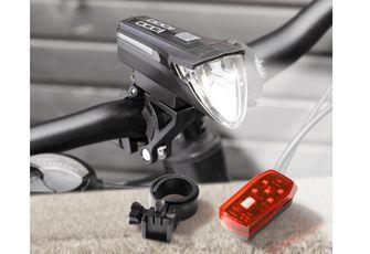 LED-fietsverlichtingsset Aldi