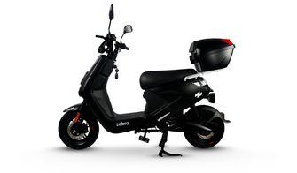 Zebra elektrische scooter