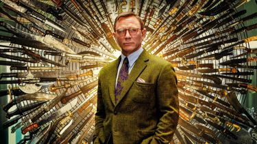 Knives Out Daniel Craig