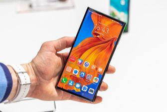 Huawei Mate Xs dicht