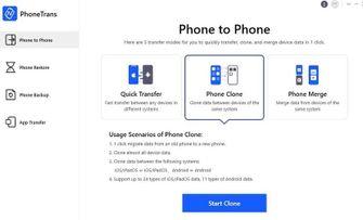iMovie PhoneTrans nieuwe smartphone
