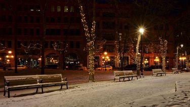 winter stad