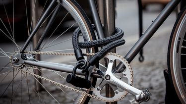 fiets slot