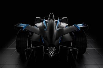 Formule E raceauto
