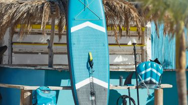 Aldi SUP stand-up paddle set